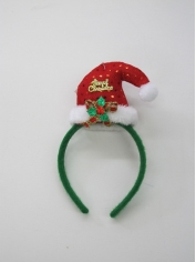 Mini Santa Hat Headband - Christmas Hats