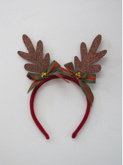 Headband Deers Brown - Christmas Accessories