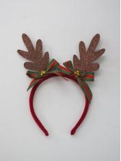Headband Deers Brown - Christmas Accessories