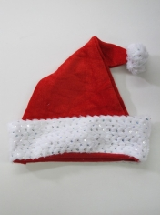 Santa Hat with Sequins - Christmas Hats