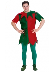 ELF Tunic - Christmas Costume