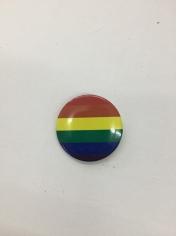 Rainbow Badge - Mardi Gras Costumes