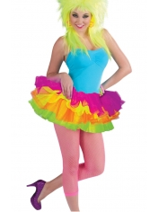Sexy Rainbow Tutu - Mardi Gras Costumes