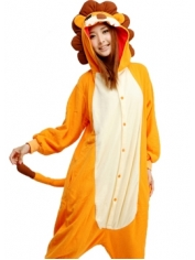 Lion Onesie - Adult Animal Onesies