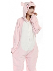 Pink Pig Onesie - Adult Animal Onesies