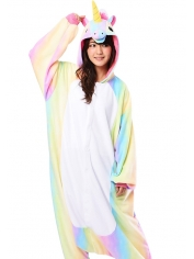 Rainbow Unicorn Onesie - Adult Animal Onesies