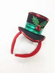 Mini Top Hat - Christmas Hats