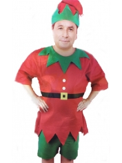 ELF - Christmas Man Costumes