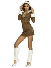 Enchanting Eskimo - Christmas Costume