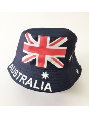Australian Flag Bucket Hat Small