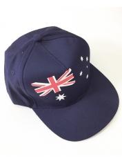 Australian Flag Cap Dark Blue