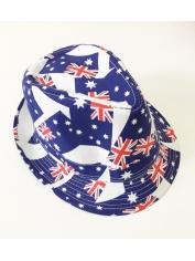Australian Flag Trilby Hats