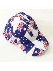 Aussie Flag Cap Adjustable