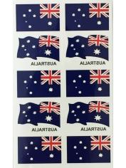 10 Piece Aussie Tattoos