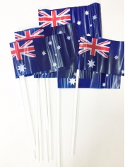 Small Australian Flags