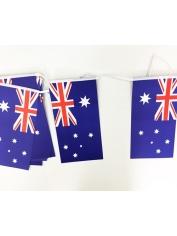 Australian Bunting Flag Paper