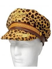 Leopard Design Cap