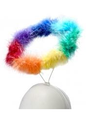 Rainbow Hello - Mardi Gras Costumes