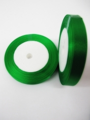 Green Medium Size Ribbon