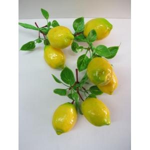 Lemon on String - Fake Fruit
