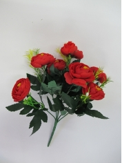 Red Rose - Artificial Flowers