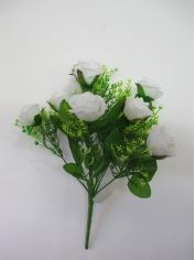 White Rose - Artificial Flowers