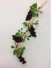 Grapes on String - Fake Fruit