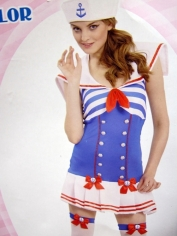 Sailor Girl Costume - Women Costumes