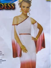 Greek Goddess - Womens Costume