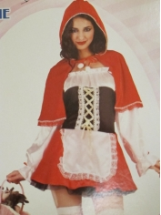Red Riding Hood Sweetie - Womens Costumes