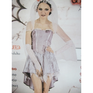 Gothic Bride - Halloween Women's Costumes