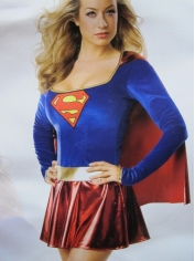 Supergirl - Womens Costumes