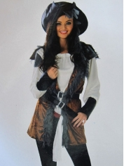 Lady Pirate - Womens Costume