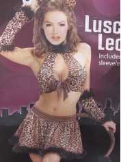 Sexy Leopard Cat - Womens Costumes