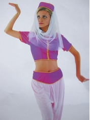 Genie - Bollywood And Arabian Costumes