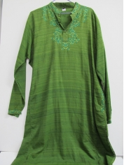 Green Bollywood Costume - Mens Costumes