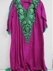 Purple Bollywood Costume - Womens Costumes