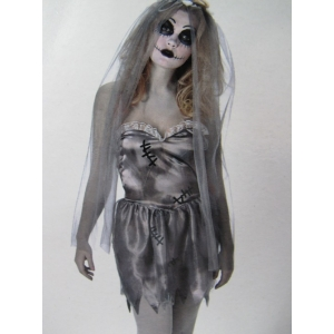 Gothic Bride - Halloween Women Costumes