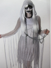 Ghost Girl - Halloween Women Costumes