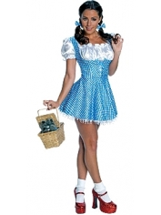 Sequin Dorothy - Woman Costumes