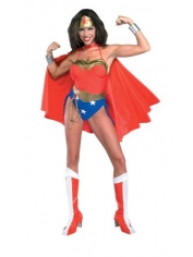 Wonder Woman Costume - Woman Superhero Costumes