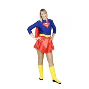 Supergirl - Women Superhero Costumes