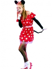 Mouse Girl Costume - Women Costumes