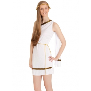 Roman Girl Toga - Womens Costume