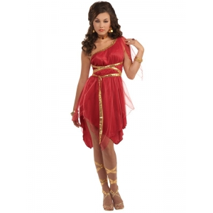 Ruby Red Goddess - Womens Costumes