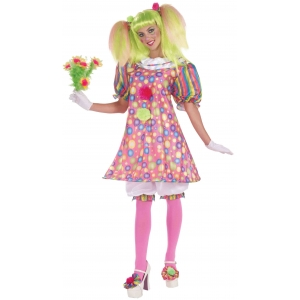 Tickles The Clown - Womens Costumes