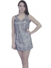 Sequin Disco Lady - Womens Costume