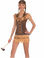 Sexy Native Indian Girl - Women Costumes