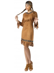 American Indian Woman Costume