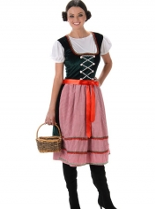 Alien Girl - Women's Oktoberfest Costumes